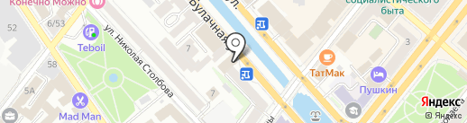 ХоумСервис на карте Казани