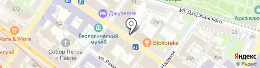 Православная лавка на карте Казани