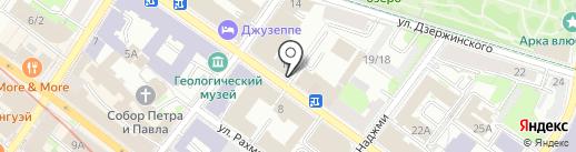 Pay. Travel на карте Казани