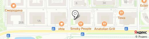 НОСОРОГ на карте Казани