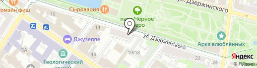 MARYAM на карте Казани
