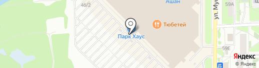 Soffitto на карте Казани
