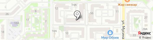 Деловой Интернет на карте Казани