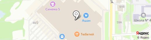 BioЕШКА на карте Казани