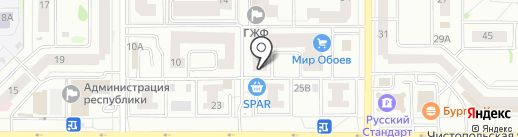 Dinar & Co на карте Казани