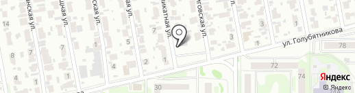 Мастер ГБО на карте Казани