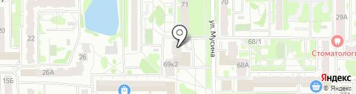 Мастерская по изготовлению ключей на карте Казани