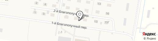 НК на карте Ягодного