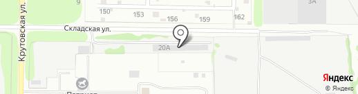 Оптимуспласт на карте Казани
