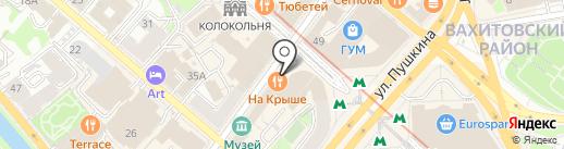 SevenCarSelect на карте Казани