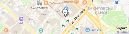 Сервис116 на карте Казани