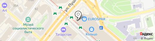 LaManshe на карте Казани