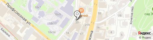 Flonow Казань на карте Казани