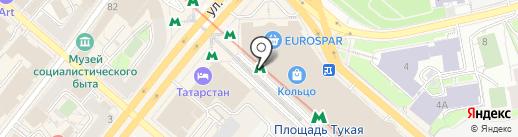 Мастерская резных картин на карте Казани
