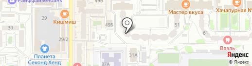 ИРТехСтрой на карте Казани