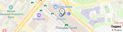 ASKENT на карте Казани