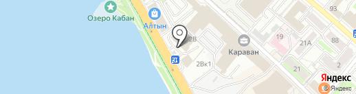 Grang Capital на карте Казани
