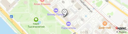 ИнвестЭстейтГрупп на карте Казани