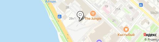 РФК на карте Казани