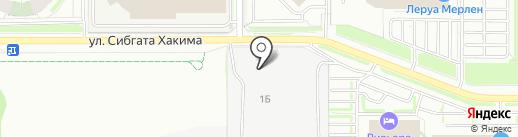Cinema Cafe на карте Казани