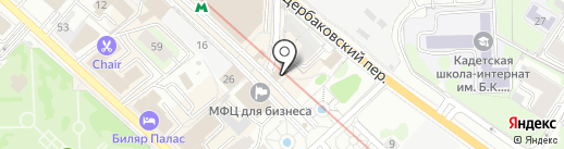 Автоклуб СПАС на карте Казани