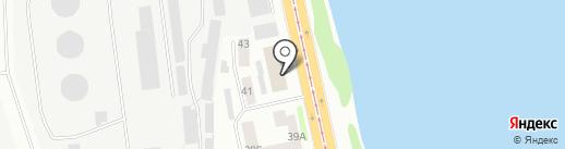Паркет Сервис на карте Казани