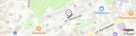 ТехноПарк на карте Казани