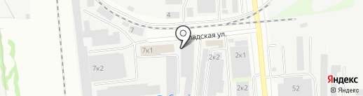 Регион-Декора на карте Казани