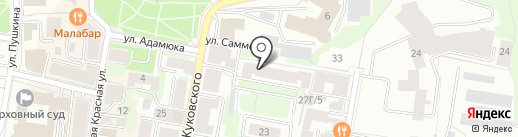 Queen на карте Казани
