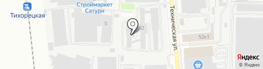 КЗМИ на карте Казани