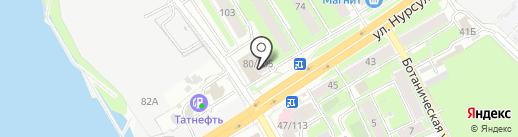 МрПринт на карте Казани