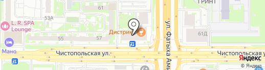 XL на карте Казани