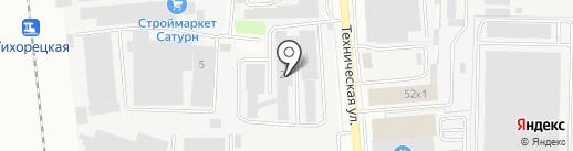 ИнтерСвет-Казань на карте Казани