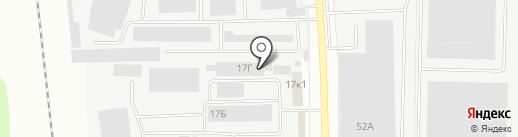 Детейлинг на Технической на карте Казани