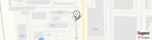 ОБТОРГ на карте Казани