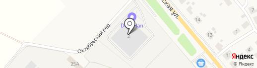 ДорХан-Казань на карте Песчаных Ковалей
