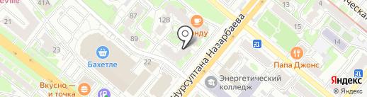 Имфра+ на карте Казани