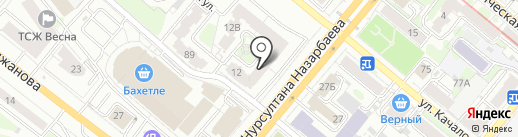 ГЕРМЕС на карте Казани