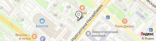 Альтернатива на карте Казани