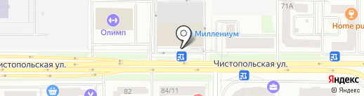 kolpa-san на карте Казани