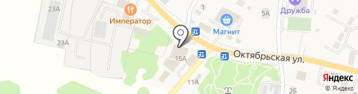 Дом кулинарии на карте Песчаных Ковалей