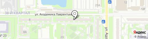 Саида Travel на карте Казани