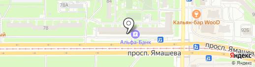 Банкомат, Тимер банк, ПАО на карте Казани