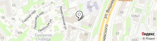 Selfi116 на карте Казани