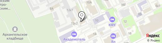 Электробытсервис на карте Казани