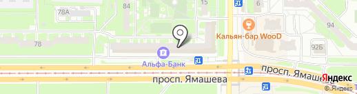 Дом книги на карте Казани