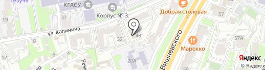 ВИП на карте Казани