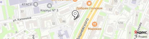 Промышленное сотрудничество на карте Казани