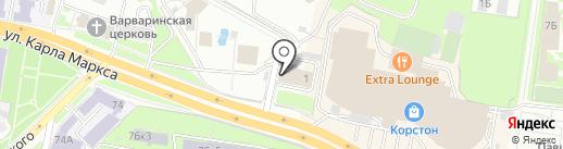 ArtFAB на карте Казани