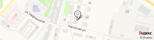 Сбербанк, ПАО на карте Песчаных Ковалей